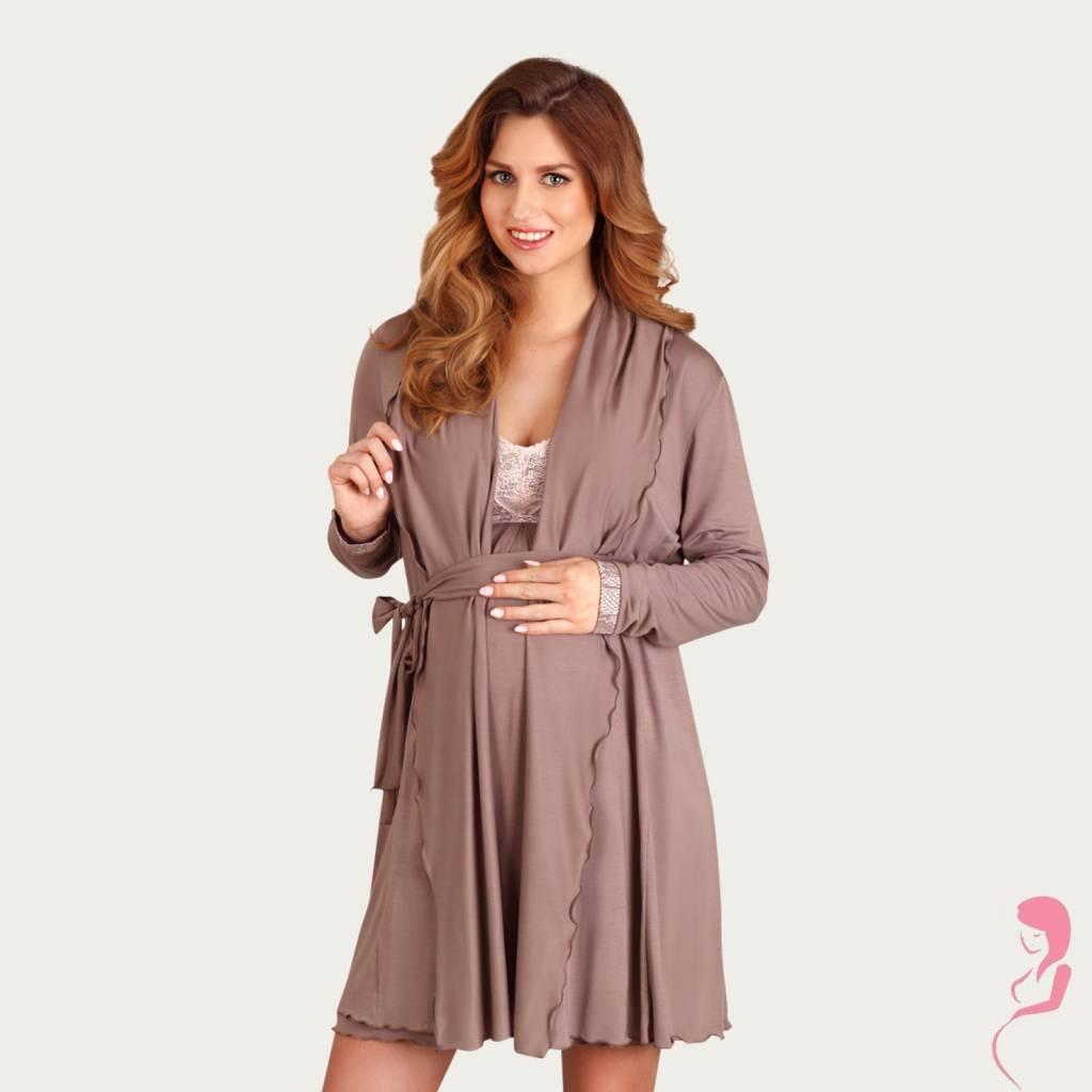Lupoline ZwangerschapsKamerjas Grey Style