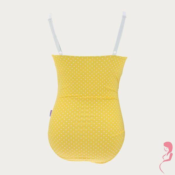 Petit Amour ZwangerschapsBadpak / PositieBadpak Antonie Yellow