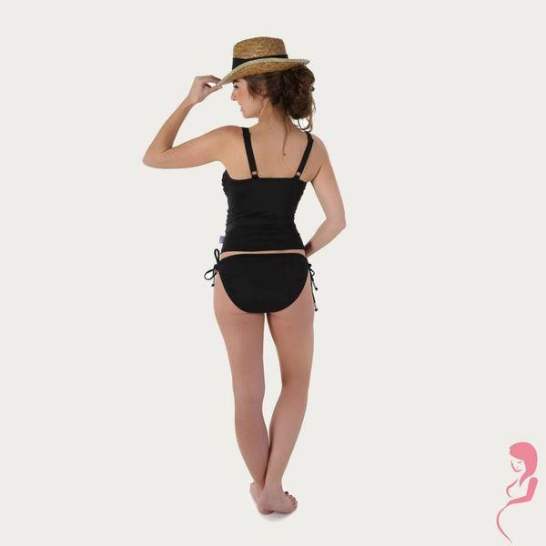 Petit Amour ZwangerschapsTankini / PositieTankini Cameron Black MaxiCup Plus