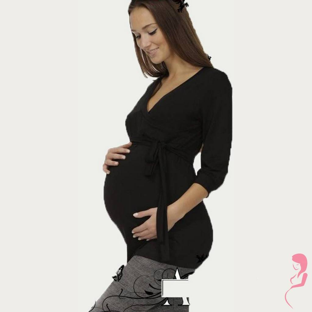 Op en Top Zwanger Zwangerschapslegging Positielegging Karo
