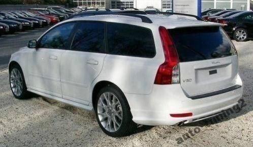 Achterklep spoiler Volvo V50 - V70motors.nl - V70 motors Volvo ...