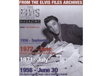Elvis Files Magazine - Nr. 01