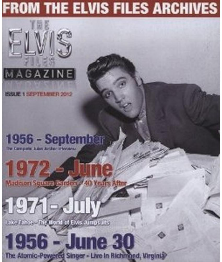 Elvis Files Magazine - Nr. 01