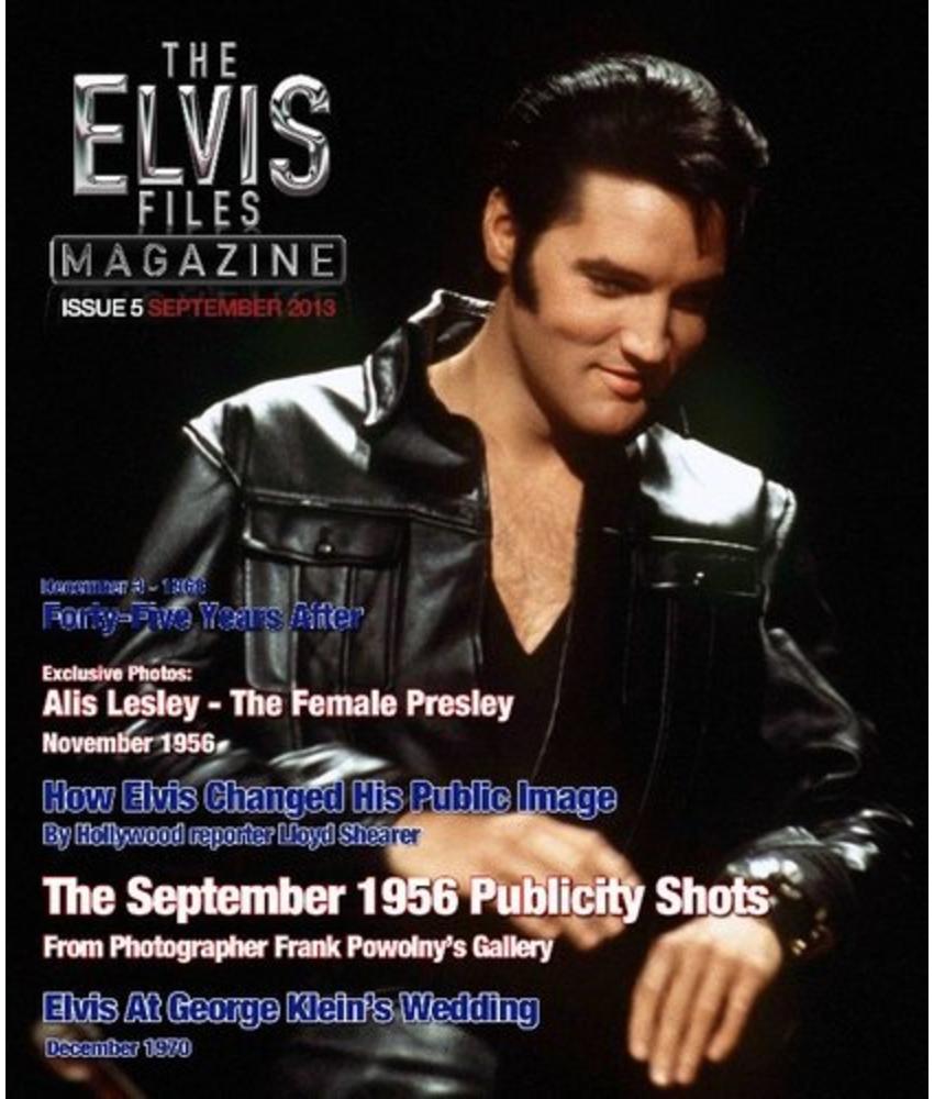 Elvis Files Magazine - Nr. 05
