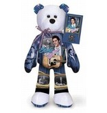 Beanie Bears - Elvis on TV