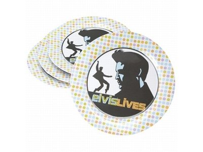 Bord - Elvis Lives (4st)