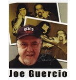 Gesigneerde foto - Joe Guercio