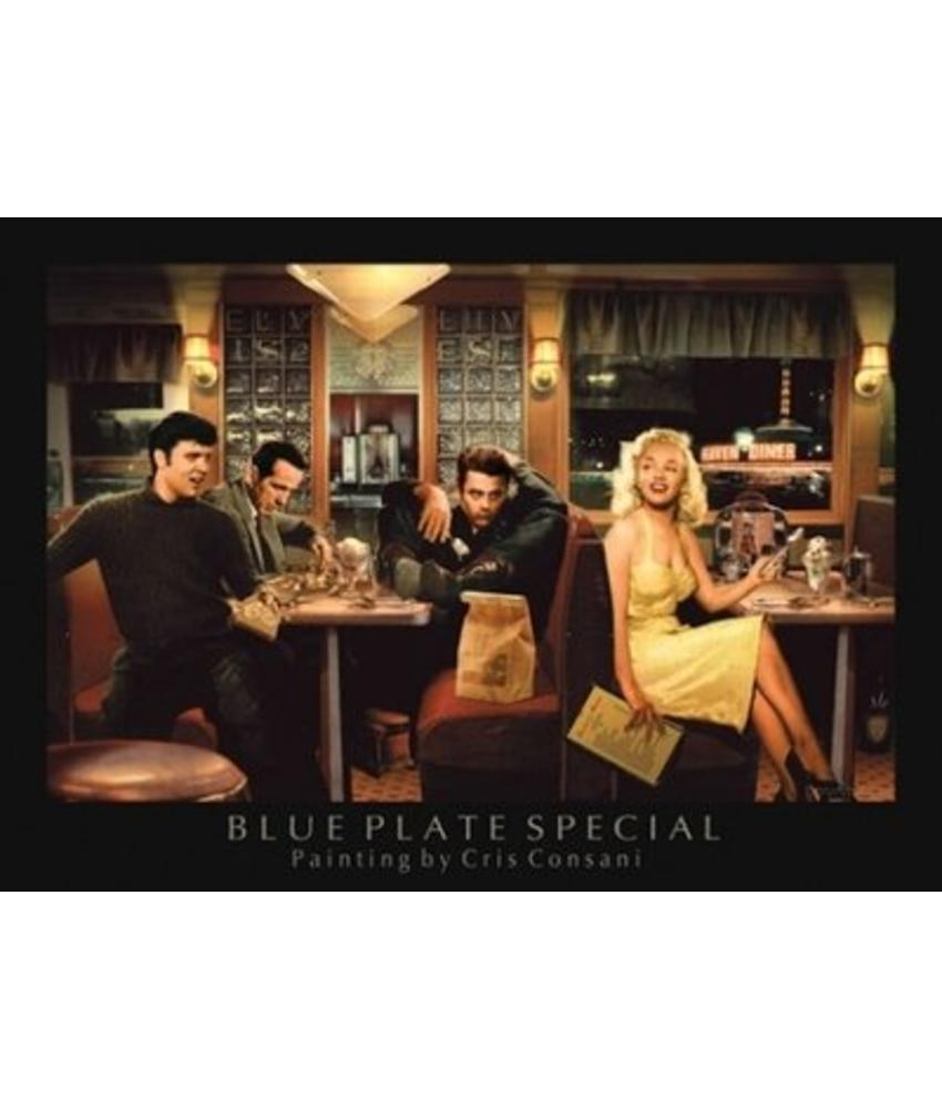 Legends - Blue Plate Special