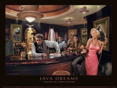 Legends - Java Dreams