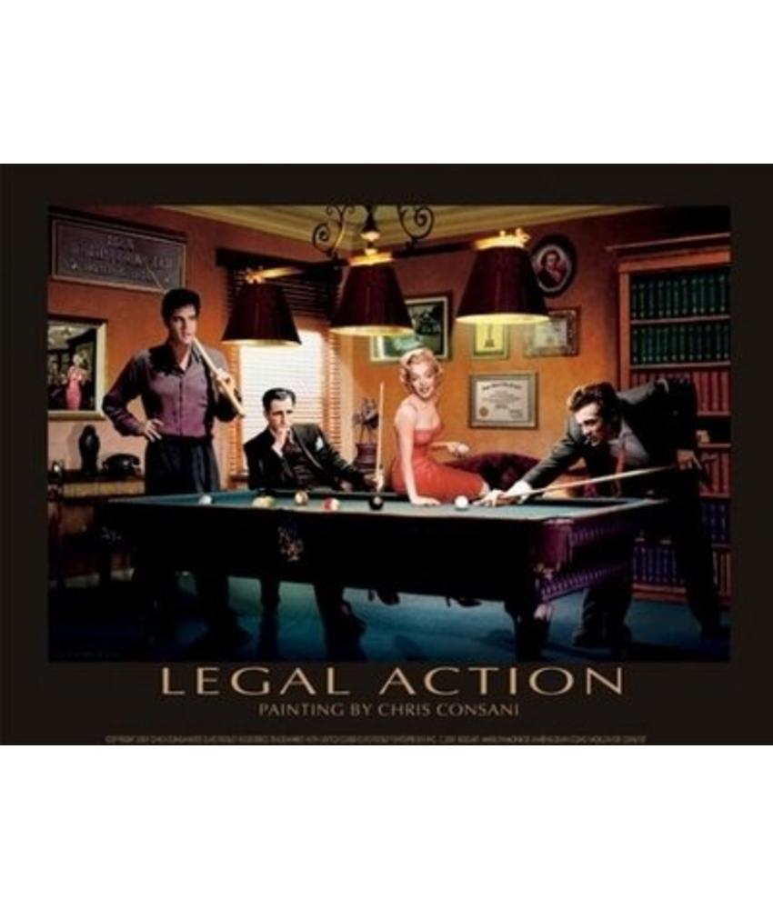 Legends - Legal Action