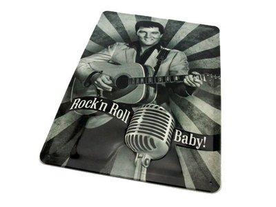 Metal Board - Rock'n Roll Baby