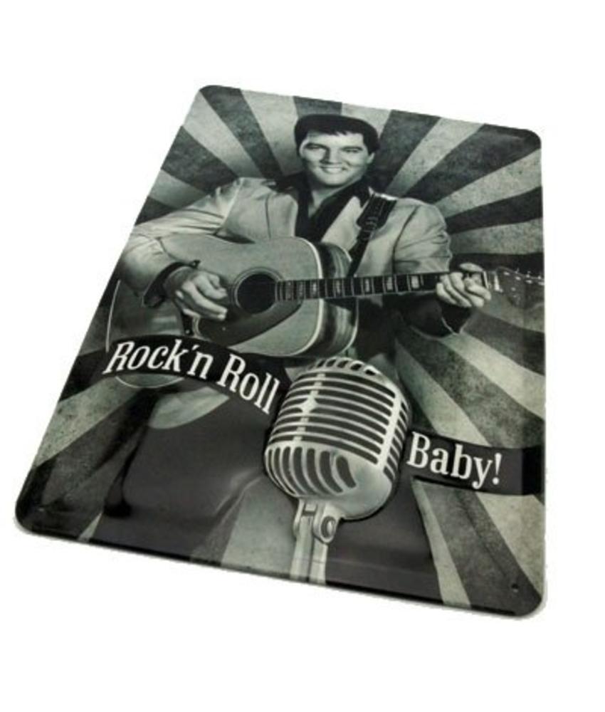 Metal Board- Rock'n Roll Baby