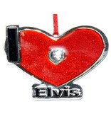 Ornament T5 - I Love Elvis