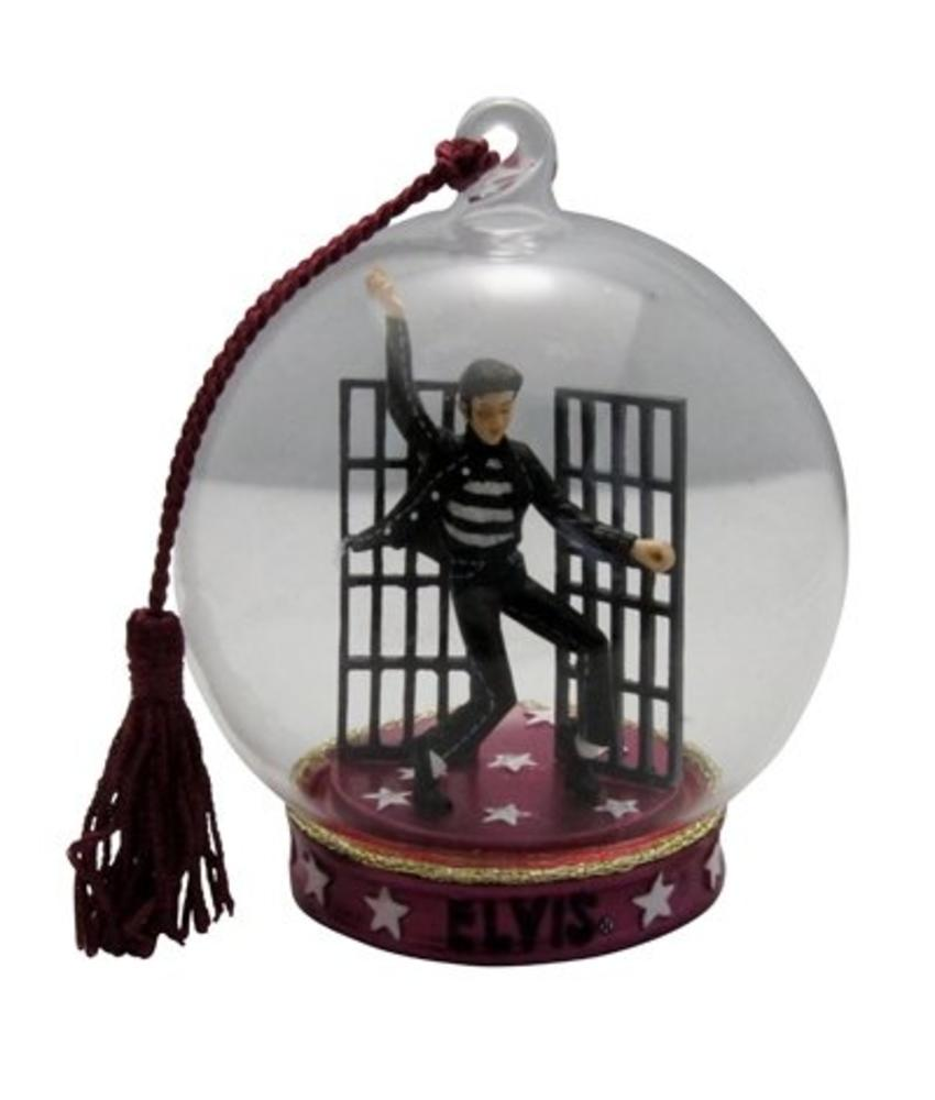 Ornament T6 - Globe - Jailhouse Rock