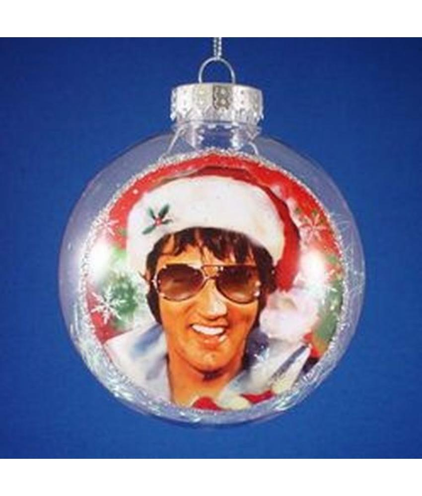 Ornament T6 - Santa Elvis