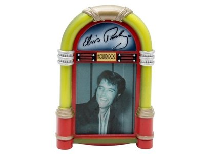 Ornament T7 - Hound Dog Jukebox Musical