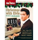 DVD - Christmas With Elvis - Met Bouke en Live Band