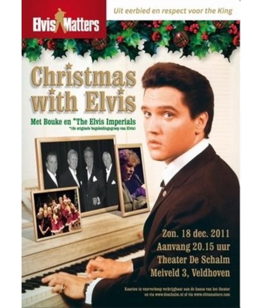 DVD - Christmas with Elvis with Bouke