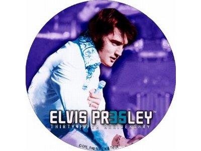 Button - Elvis 35