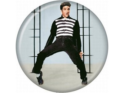 Button - Jailhouse Rock