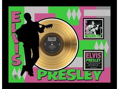33rpm - Silhouet - Elvis Presley