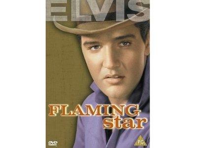 DVD - Flaming Star