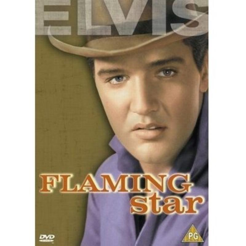 DVD - Flaming Star