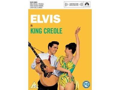 DVD - King Creole