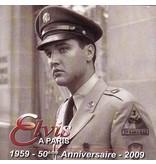 Elvis A Paris - 50&eacute me Anniversaire