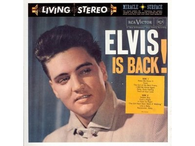 FTD - Elvis Is Back!