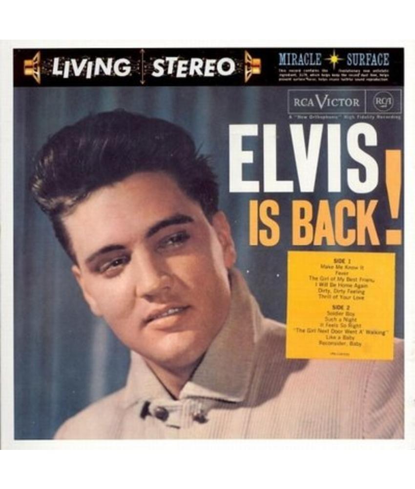 FTD - Elvis Is Back!