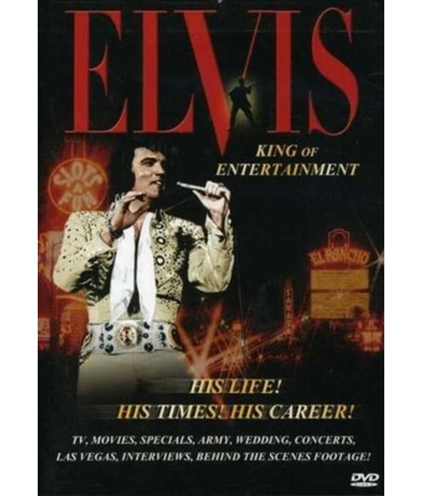 DVD - Elvis, King of Entertainment
