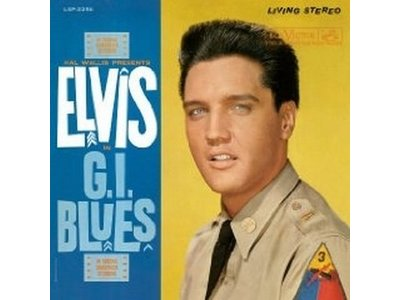 G.I. Blues CD - Elvis 75th anniversary edition