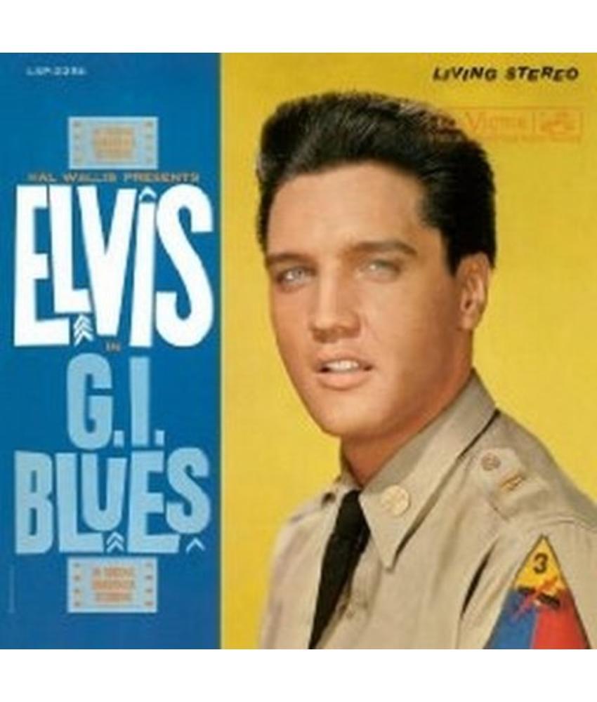 G.I. Blues CD - Elvis 75th anniversary edition