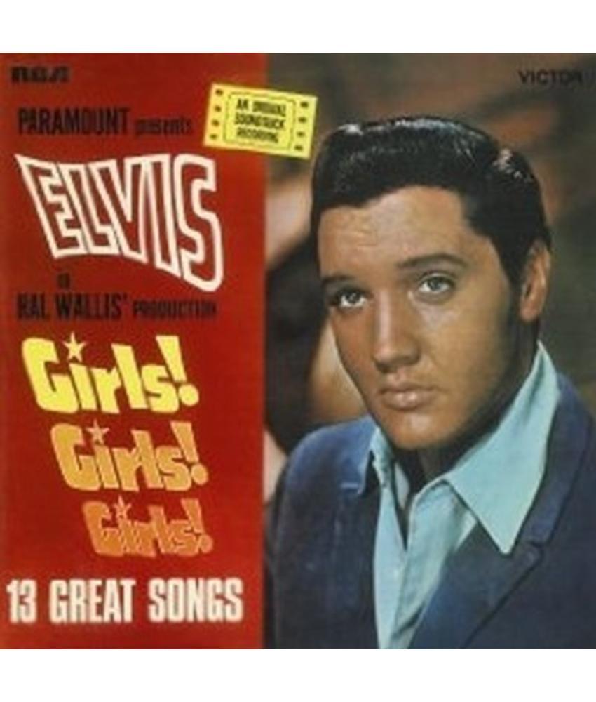 Girls! Girls! Girls!  (75th An. Ed.)