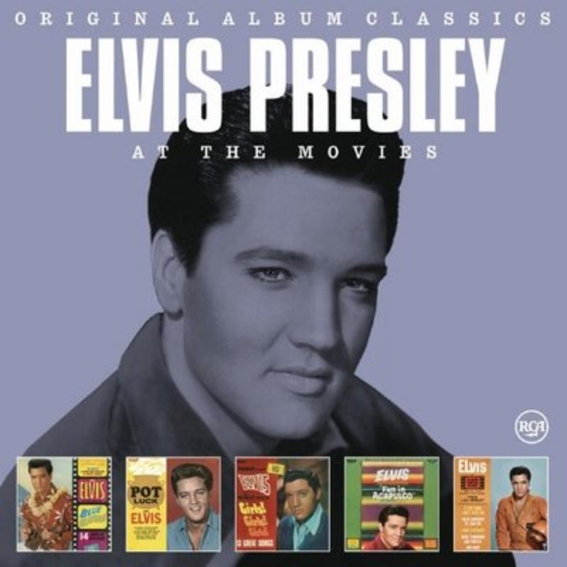 Original Album Classics - Vol 4 - Elvis At The Movies