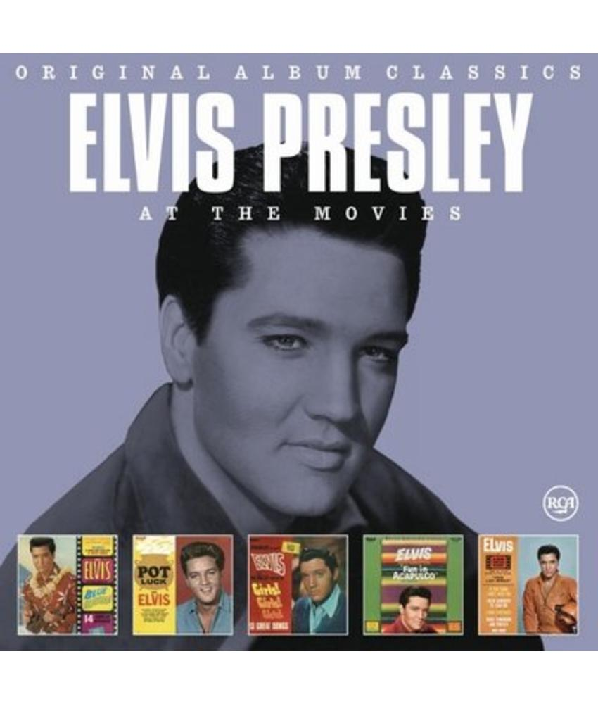 Original Album Classics - Vol 4 - Elvis At The Movies