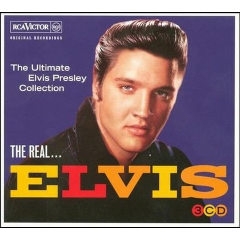 Real Elvis, The (3CD)