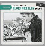 Set List: Very Best of Elvis Presley Live, 1950s