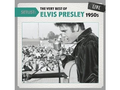 SetList: Very Best of Elvis Presley Live, 1950s