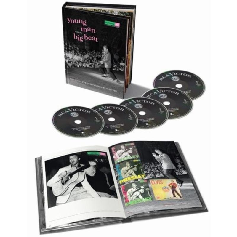 Young Man With The Big Beat (5CD budget box)