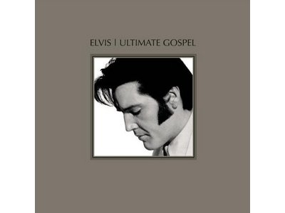 CD - Elvis: Ultimate Gospel