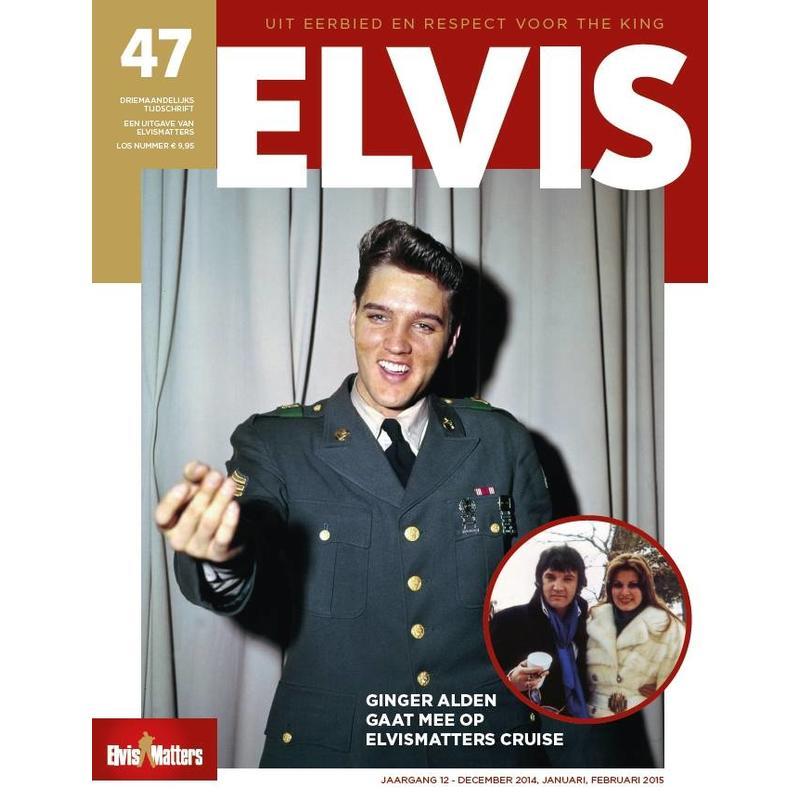 Magazine - ELVIS 47