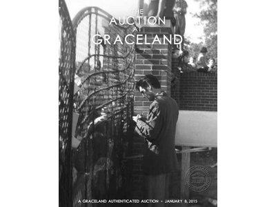 Graceland - Elvis auction catalogue - January 2015