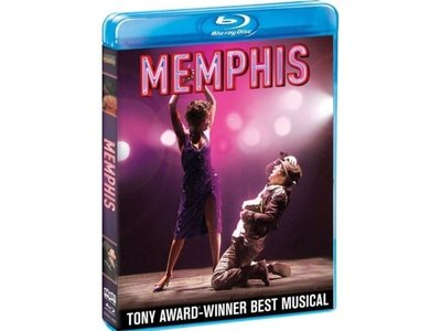 Memphis: The Original Broadway Production [Blu-ray]