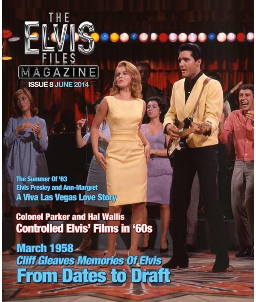 Elvis Files Magazine - Nr.08