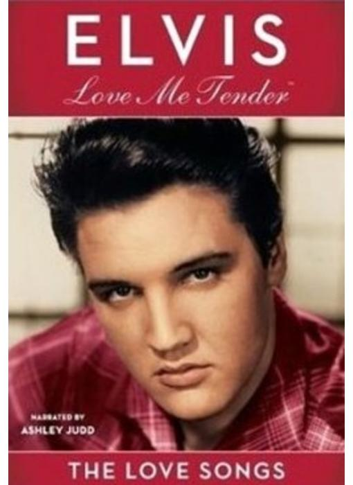 Love Me Tender - The Love Songs DVD