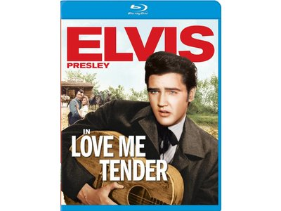 Blu-Ray - Love Me Tender