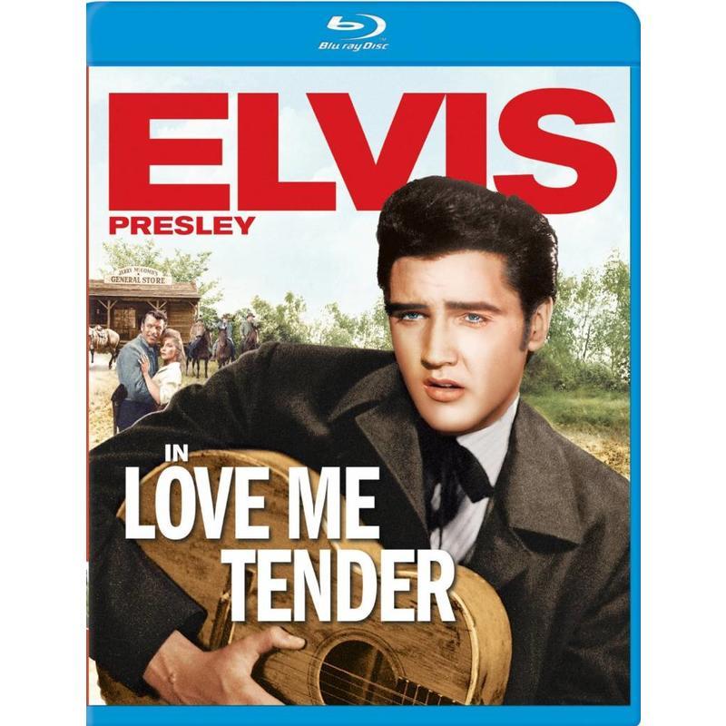 Blu-Ray - Love Me Tender