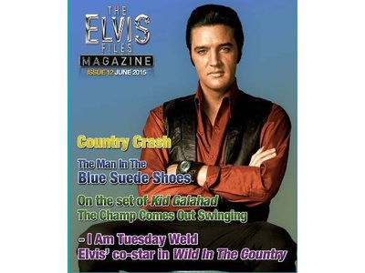 Elvis Files Magazine - Nr. 12